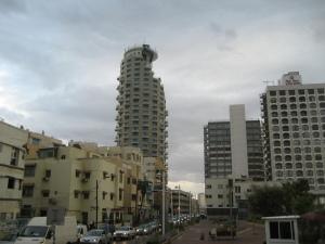 テルアビブのアパート