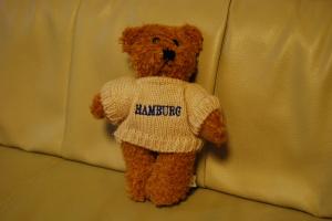 Teddy Bear Hamburg.