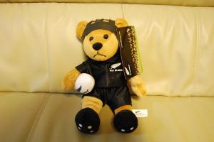 Teddy Bear All Blacks
