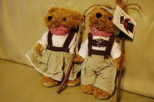 Teddy Bear from Hamburg