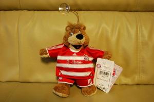 Teddy Bear Bayern Munchen