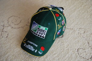 Rugby World Cup 2007 Champions Cap
