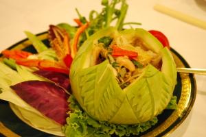タイの創作料理