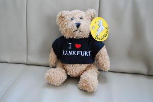 Teddy Bear from Frankfurt