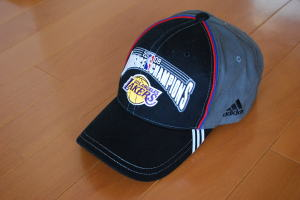 Lakers Champions Cap 2008