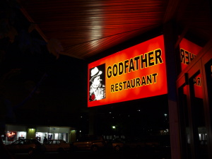 "Steak House ""Godfather"""