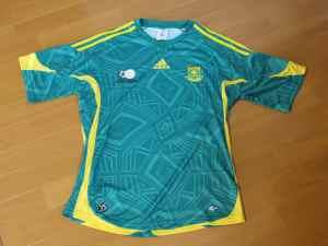 南アフリカ サッカー A代表 ユニフォーム