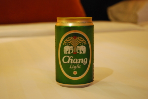 Chang Light Beer Thailand