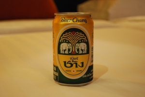 Beer Chang Thailand