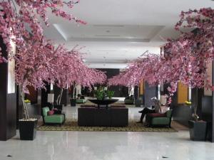 Nikko Jakarta の桜