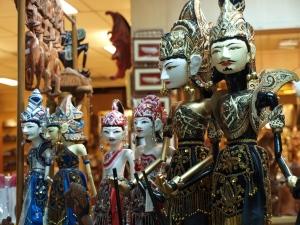 Indonesia 伝統人形