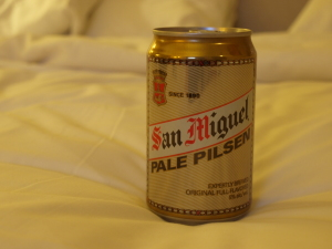 San Miguel Philippino Beer