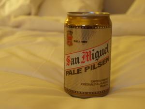 San Miguel Philippino Beer