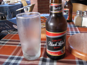 Carling Black Label South Africa