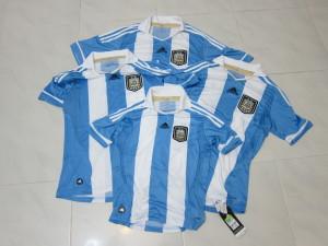アルゼンチン代表ユニフォーム