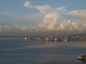 Panama の広い空