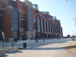 Colts Lucus Oil Stadium