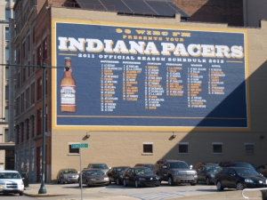 Pacers Conseco Fieldhouse