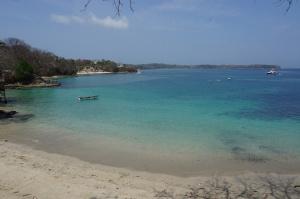 Contadora 島