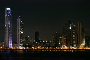 Night Panama