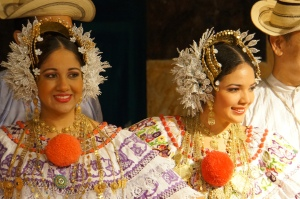 Panama Traditional Dance