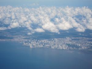 中南米の空